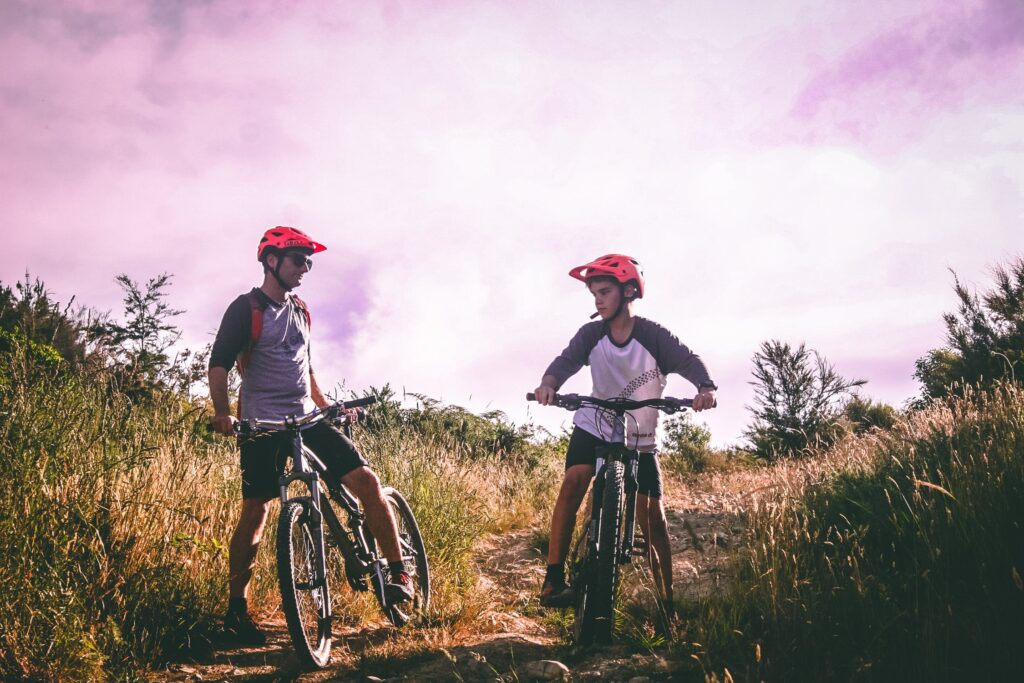 Aktiviteter i Sollentuna, cykla